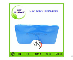 Deep Cycle 18650 Li Ion Battery Pack 24v 11 25ah