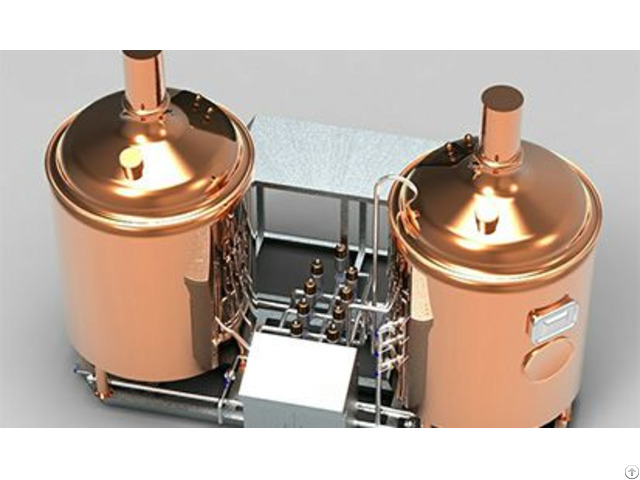 1000l Micro Brewery System