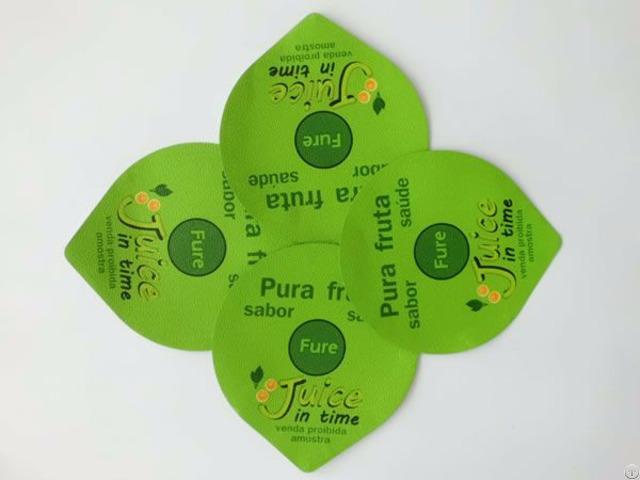 Plastic Cup Lidding Film Roll For Yogurt