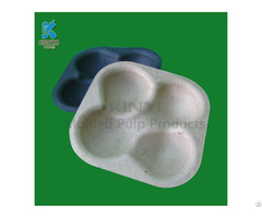 Latest Tech Sugarcane Pulp Potato Packaging