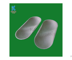 Eco Friendly Molded Pulp Apple Packaging Trays