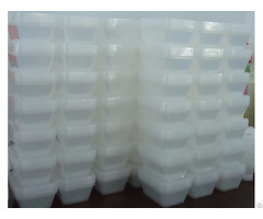 Plastic Food Container Takeaway Containers 1000ml