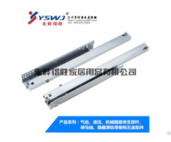 Ys710b Full Extension Concealed Drawer Slides