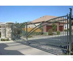 Steel Fencing Gates