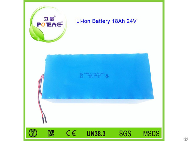 Deep Cycle 18ah 24v Rechargeable Golf Cart Battery