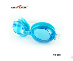 Manufacturer Customized Logo Printing Swim Goggles For Children