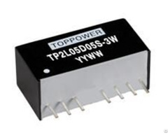 3w Isolated Wide Input Dc Converters