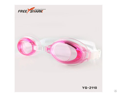 Pvc Frame Material And Pc Lenses Swimming Goggles