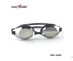 Mirror Coating Swimming Goggles With Customized Logo For Adult