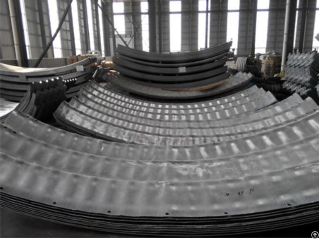 Steel Corrugated Culvert Pipe
