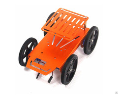 4wd Programming Robot Car Chassis For Arduino