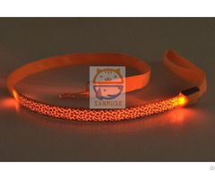 Flashing Dog Collar Leashes