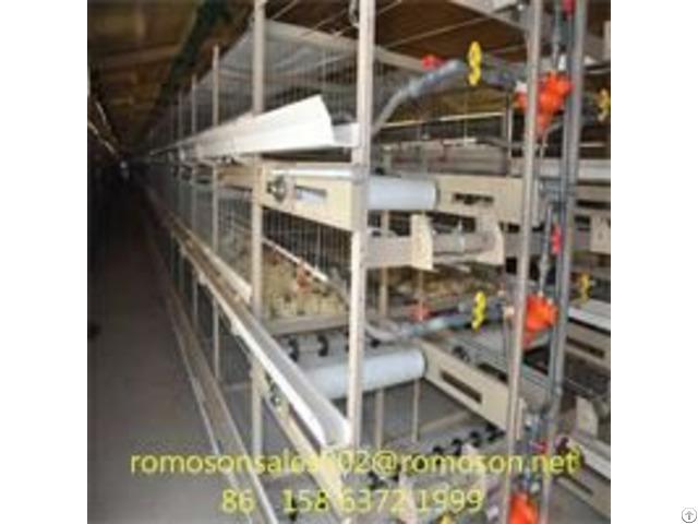 Poultry Equipment Shandong Tobetter Full Range