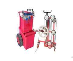 Sq 80am Diamond Wire Sawing Machine
