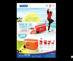 Cooler Box 60l Duy Tan Plastics