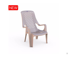 Plastic Sofa Armchair No 639