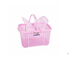 Small Hamper With Lids No 0382