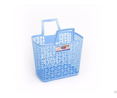 Large Square Shopping Hamper With Grip No 0136