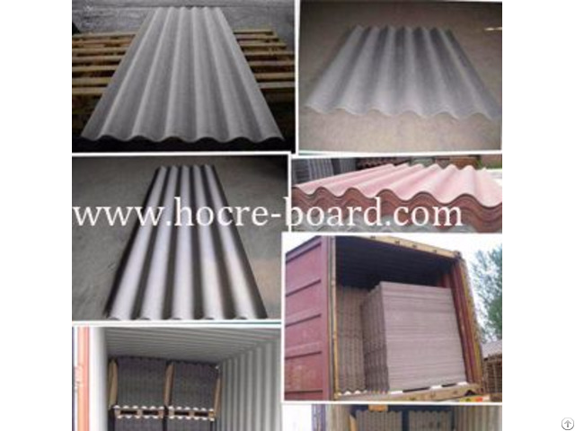Fiber Cement Roof 1100mm Profile