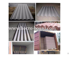 Fiber Cement Roof 1100mm Profile