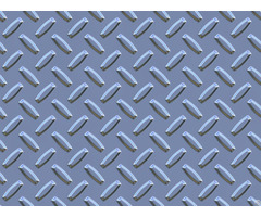 Diamond Chequered Tread Plate