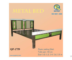 Metal Bed Vietnam Bedroom Furniture