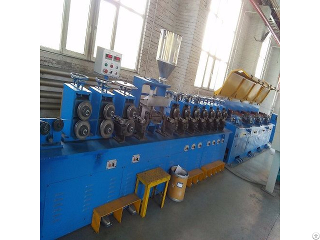 Flux Cored Welding Wire Manufacturing Machine With Good Quality