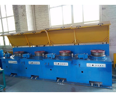 Flux Cored Solder Wire Drawing Machine With Good Quality