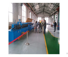 Flux Cored Solder Wire Production Line With Good Quality