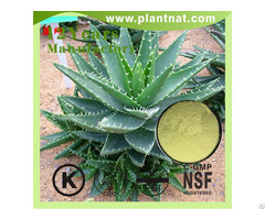 Aloe Vera Leaf Extract Aloin