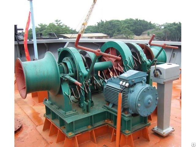 Marine Windlass