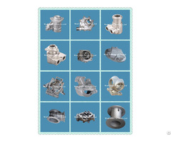 China Casting And Forging Stainless Steel Gravity Die Cased