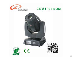 Moving Head 280 W Beam Spot Wash Sharpy Light