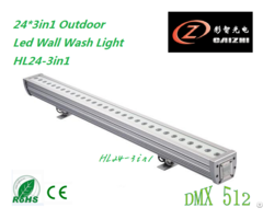 Rgb Led Outdoor Waterproof Wall Wash Light