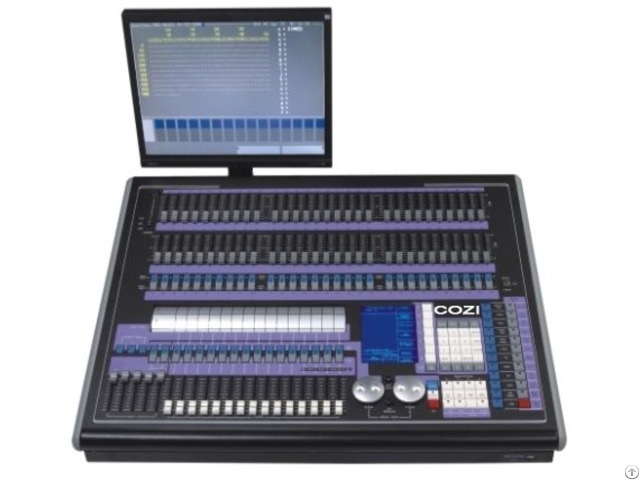 No Reason Refuse The Pearl High End Lighting Console