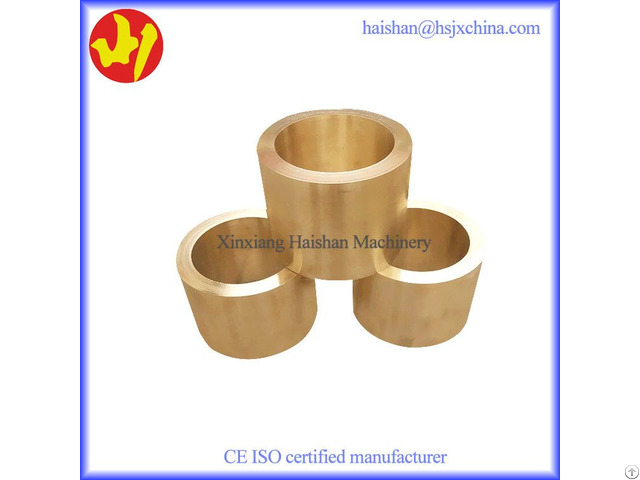 Optimum Performance Bronze Casting From Haishan