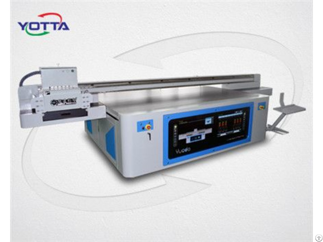 Digital Uv Flatbed Printer Multifunctional Printing Machine For Ceramic Wood Floor And Phone Case