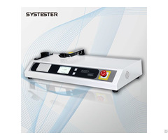 Coefficient Of Friction Tester Systester