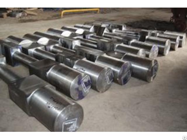 Crankshaft For Marine Engine