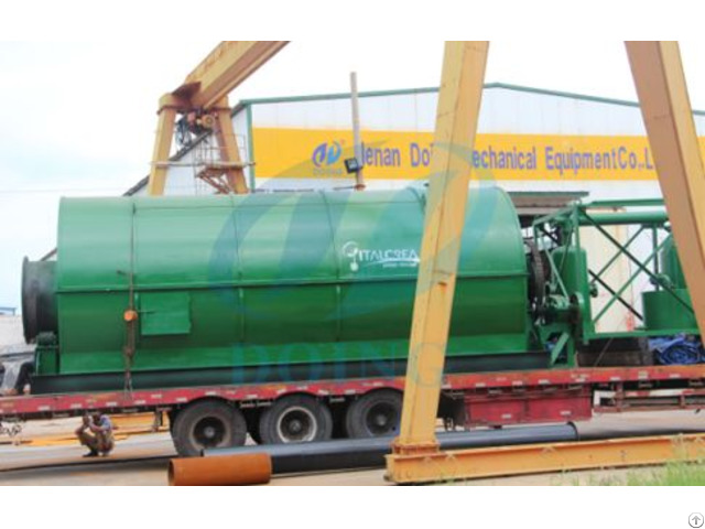 What Is Tyre Pyrolysis Oil Market Price