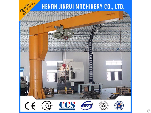 Industry 360 Rotation Swing Cantilever Jib Crane Price