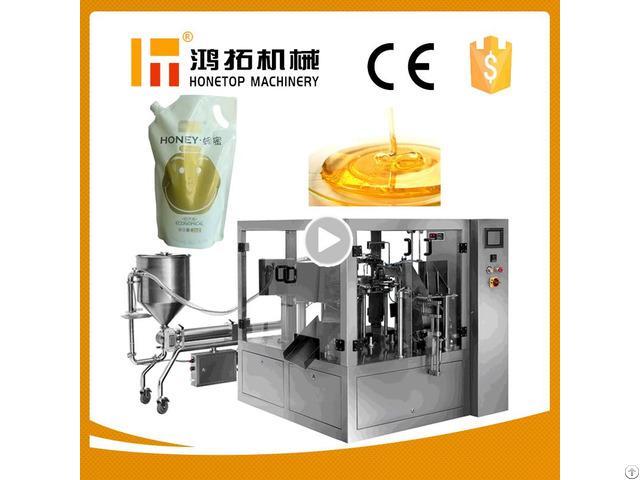 Standard Quality Liquid Packing Machine