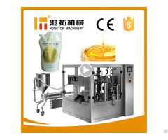 Standard Quality Liquid Packing Machine
