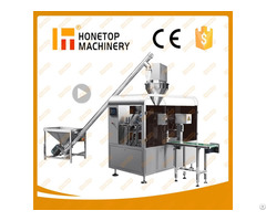High Quality Rotary Powder Packing Machine