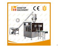 High Quality Rotary Powder Packing Machine