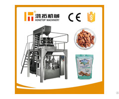 Standard Quality Rotary Solid Packing Machine