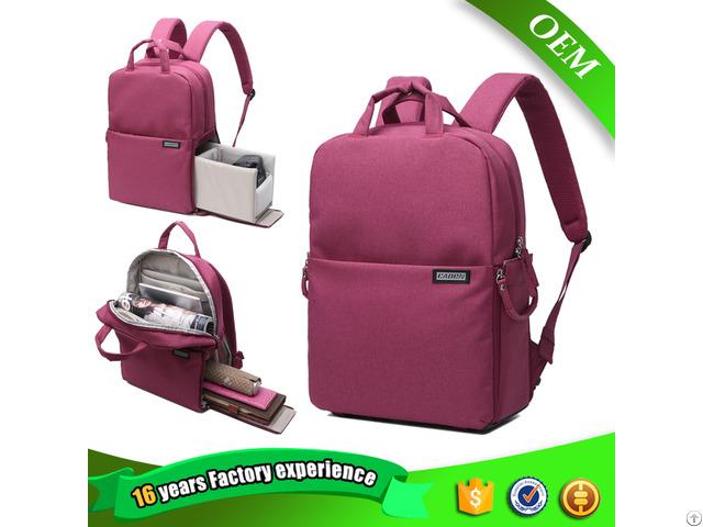 Caden Fashion Camera Backpacks