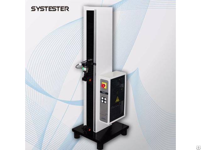 Plastic Films Tensile Tester Compress Elongation Or Peeling Force Testing Equipments