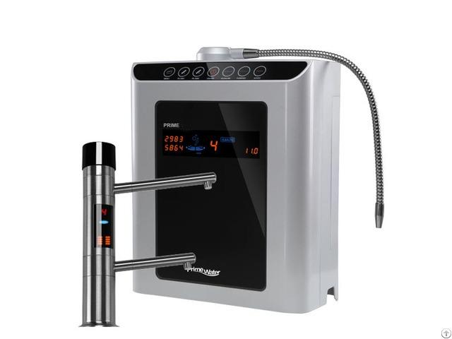 Alkaline Water Ionizer Prime Undersink Faucet