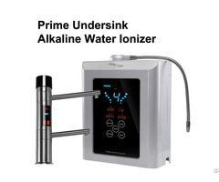 Alkaline Water Ionizer Prime1301 S With Faucet